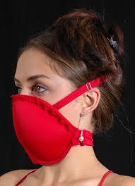 Beautiful Bra/Beautiful Mask | Old bras, Beautiful mask, Bra